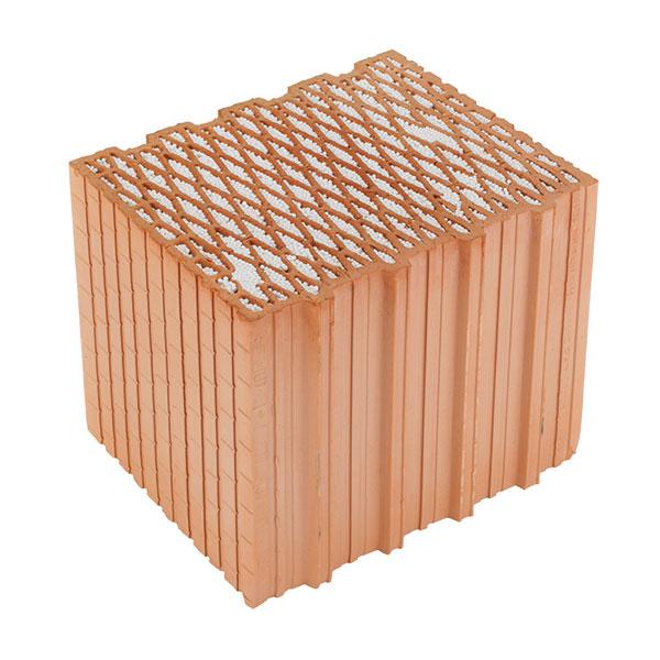 Керамический блок HELUZ FAMILY 30 2in1 шлифованный