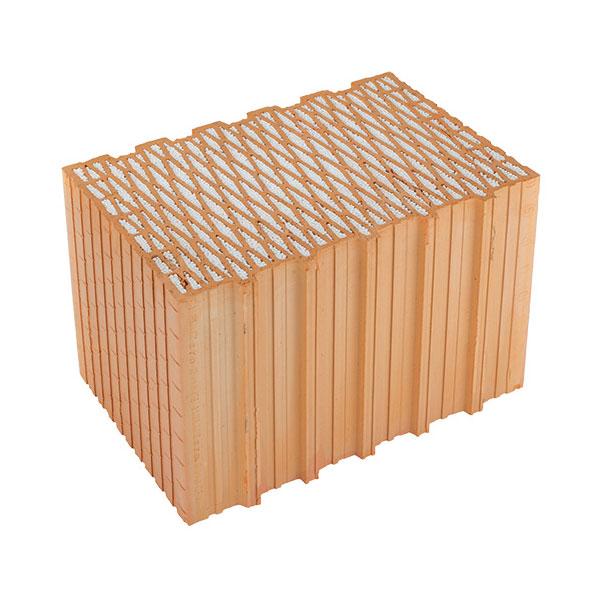 Керамический блок HELUZ FAMILY 38 2in1 шлифованный