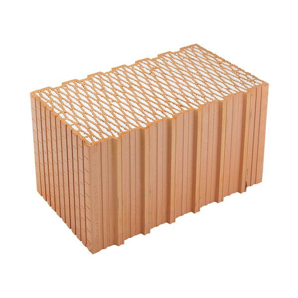 Керамический блок HELUZ FAMILY 44 2in1 шлифованный