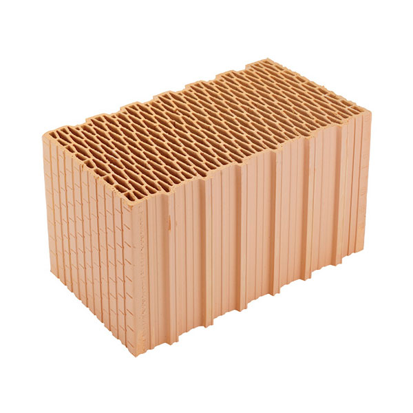 Керамический блок HELUZ FAMILY 44 шлифованный