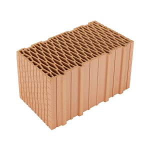 Керамический блок HELUZ PLUS 44 шлифованный