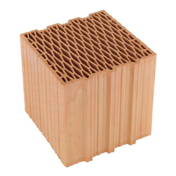 Керамический блок HELUZ FAMILY 25 шлифованный